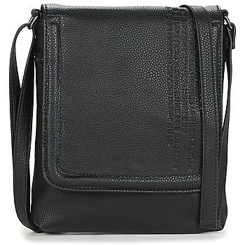 Taschen Herren Geldtasche / Handtasche André MINOS Schwarz
