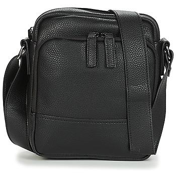 Taschen Herren Geldtasche / Handtasche André ANTON Schwarz
