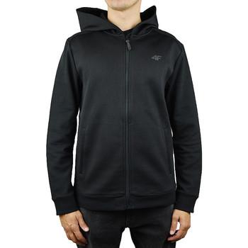 Kleidung Herren Sweatshirts 4F Men Hoodie X4Z18-BLM201BLK