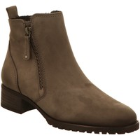 Schuhe Damen Low Boots Paul Green Stiefeletten 9444 9444-013 grau