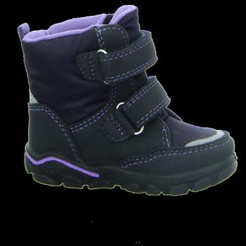 Schuhe Mädchen Schneestiefel Lurchi Klettstiefel NV 33-33000-42 blau