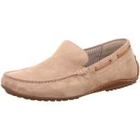 Schuhe Damen Slipper Sioux Slipper Callimo 34717 beige