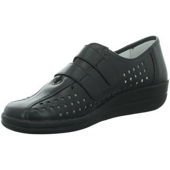 Schuhe Damen Slipper Longo Slipper Beq.bis25mm-Abs 1006705 schwarz