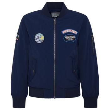 Kleidung Jungen Jacken Pepe jeans HAWTHORN Marine