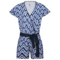 Kleidung Mädchen Overalls / Latzhosen Pepe jeans CLEA Blau