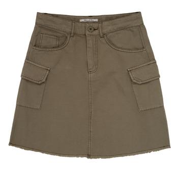 Kleidung Mädchen Röcke Pepe jeans LUCIANA Kaki