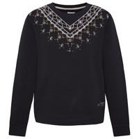 Kleidung Mädchen Sweatshirts Pepe jeans EARLINE Schwarz