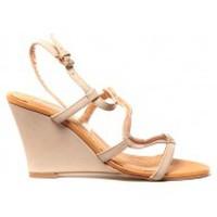 Schuhe Damen Sandalen / Sandaletten Cassis Côte d'Azur Chaussures Alefe Taupe Braun