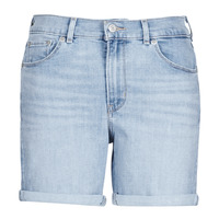 Kleidung Damen Shorts / Bermudas Levi's GLOBAL CLASSIC SHORT Blau