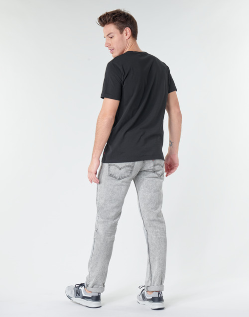 Levi's BOXTAB GRAPHIC TEE Schwarz - Kostenloser Versand |  - Kleidung T-Shirts Herren 2124 2jYWR
