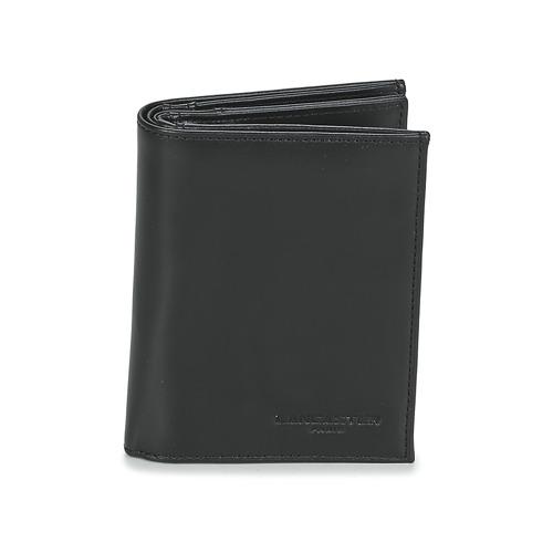 Taschen Herren Portemonnaie LANCASTER CAPITAL 26 Schwarz