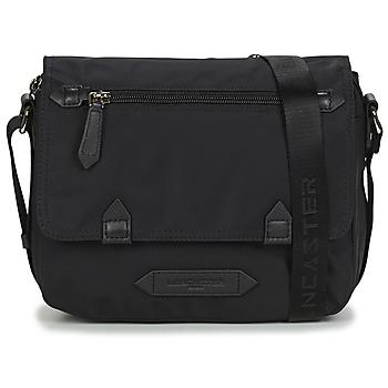 Taschen Damen Sporttaschen LANCASTER BASIC SPORT 25 Schwarz