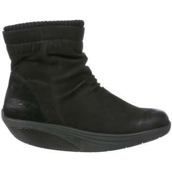 Schuhe Damen Low Boots Mbt KENDU BOOT W STIEFEL BLACK