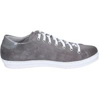 Schuhe Herren Sneaker Ossiani sneakers wildleder grau