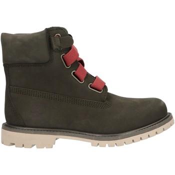 Schuhe Damen Low Boots Timberland A2381 6in Premium Verde