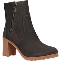 Schuhe Damen Low Boots Timberland A2AFP Allington Gris