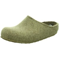 Schuhe Herren Hausschuhe Haflinger 711033-550 grün