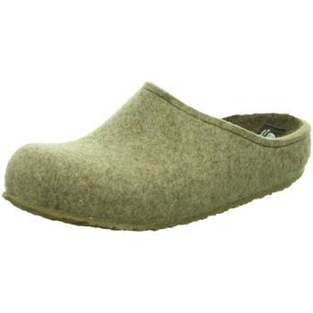 Schuhe Herren Hausschuhe Haflinger GRIZZLY MICHL 711033 550 MICHL braun