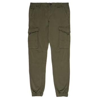 Kleidung Jungen Cargo Hosen Jack & Jones JJIPAUL Kaki