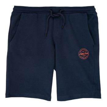 Kleidung Jungen Shorts / Bermudas Jack & Jones JJISHARK Marine