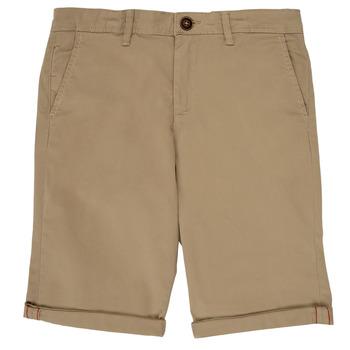 Kleidung Jungen Shorts / Bermudas Jack & Jones JJIBOWIE Beige