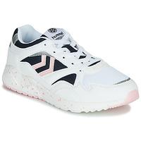 Schuhe Damen Sneaker Low Hummel EDMONTON Weiss