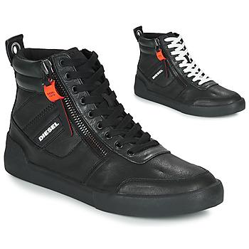 Schuhe Herren Sneaker High Diesel S-DVELOWS Schwarz