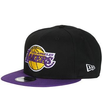 Accessoires Schirmmütze New-Era NBA 9FIFTY LOS ANGELES LAKERS Schwarz / Violett