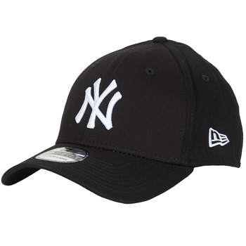 Accessoires Schirmmütze New-Era LEAGUE BASIC 39THIRTY NEW YORK YANKEES Schwarz / Weiss