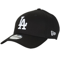 Accessoires Schirmmütze New-Era LEAGUE ESSENTIAL 9FORTY LOS ANGELES DODGERS Schwarz / Weiss