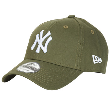 Accessoires Schirmmütze New-Era LEAGUE ESSENTIAL 9FORTY NEW YORK YANKEES Kaki
