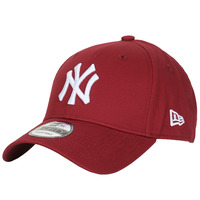 Accessoires Schirmmütze New-Era LEAGUE ESSENTIAL 9FORTY NEW YORK YANKEES Rot