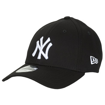 Accessoires Schirmmütze New-Era LEAGUE BASIC 9FORTY NEW YORK YANKEES Schwarz / Weiss