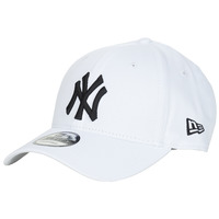 Accessoires Schirmmütze New-Era LEAGUE BASIC 9FORTY NEW YORK YANKEES Weiss / Schwarz