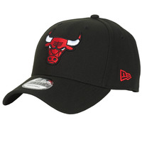 Accessoires Schirmmütze New-Era NBA THE LEAGUE CHICAGO BULLS Schwarz / Rot