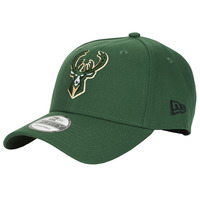 Accessoires Schirmmütze New-Era NBA THE LEAGUE MILWAUKEE BUCKS Grün
