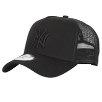 Accessoires Schirmmütze New-Era CLEAN TRUCKER NEW YORK YANKEES Schwarz