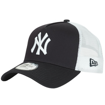 Accessoires Schirmmütze New-Era CLEAN TRUCKER NEW YORK YANKEES Marine / Weiss