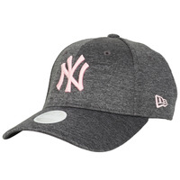Accessoires Damen Schirmmütze New-Era ESSENTIAL 9FORTY NEW YORK YANKEES Grau / Rose
