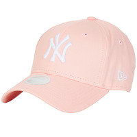 Accessoires Damen Schirmmütze New-Era ESSENTIAL 9FORTY NEW YORK YANKEES Rose