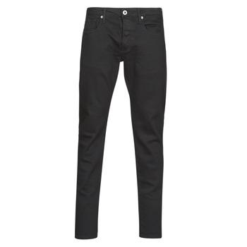 Kleidung Herren Slim Fit Jeans G-Star Raw 3301 SLIM Schwarz
