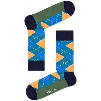 Accessoires Socken & Strümpfe Happy Socks Argyle sock Multicolor