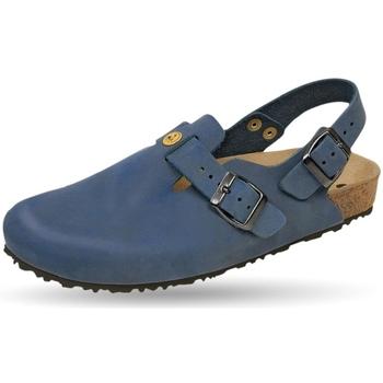 Schuhe Pantoletten / Clogs Weeger ESD-Clog  Art. 48611-30 ozean