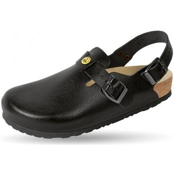 Schuhe Pantoletten / Clogs Weeger ESD-Clog  Art. 48611-20 schwarz