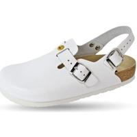 Schuhe Pantoletten / Clogs Weeger ESD-Clog  Art. 48611-10 weiß