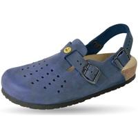 Schuhe Pantoletten / Clogs Weeger ESD-Clog  Art. 48619-30 ozean