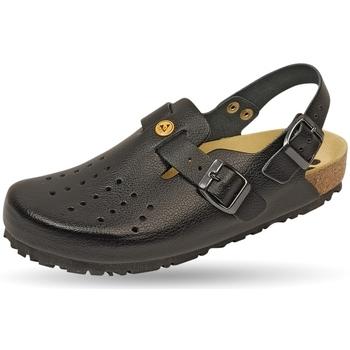 Schuhe Pantoletten / Clogs Weeger ESD-Clog  Art. 48619-20 schwarz