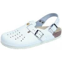 Schuhe Pantoletten / Clogs Weeger ESD-Clog  Art. 48619-10 weiß