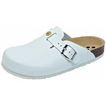 Schuhe Pantoletten / Clogs Weeger ESD-Clog  Art. 48512-10 weiß