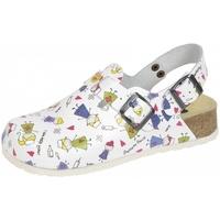 Schuhe Damen Pantoletten / Clogs Weeger ESD-Clog Art. 48325-13 Schwester